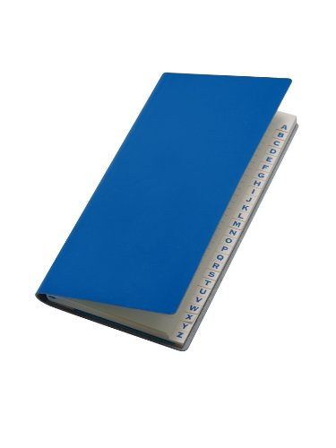 paperthinks-recycled-leather-9-x-13cm-128-page-long-address-book-royal-blue