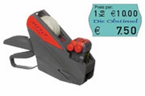 Preisvergleich Produktbild Checkpoint Systems Spanien – meto- 9311400 – Maschine kennzeichnen 1 Linea BlueLine 626 6 Ziffern 26 x 12