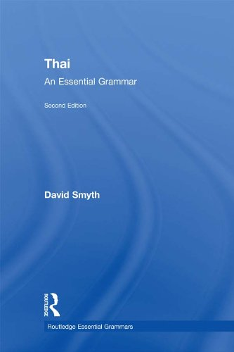 Thai: An Essential Grammar (Routledge Essential Grammars) (English Edition)