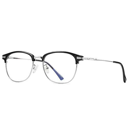 Blaulicht-Schutzbrillen, Computerbrillen, Anti-Blaulicht-, UV-Computerbrillen für Männer Frauen Klar, Gaming-Brillen 0.00 ()
