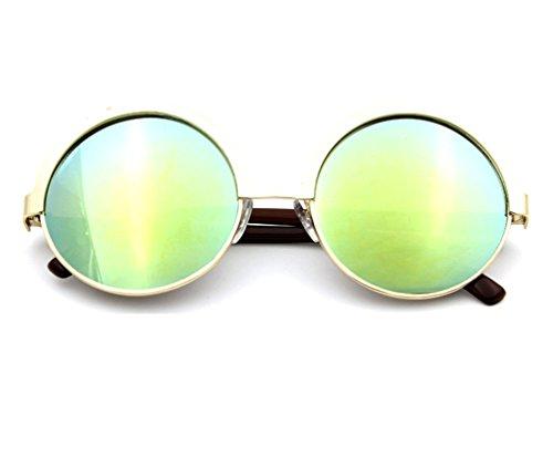 Tansle - Lunettes de soleil - Garçon Vert - Gold/Green