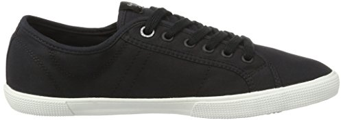 Pepe Jeans London Aberman 2.1, Baskets Basses Pour Homme Noir (noir)