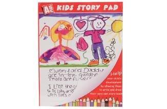 A4 Geschichte Maker Book Zeichnen Skizzieren papier Kinder Kinder Künstler Kunsthandwerk
