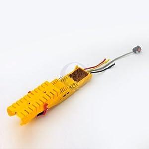 "Trueno del tigre ""Innovador 3D ICS Box"" para vehículos de juguete controlado a distancia"