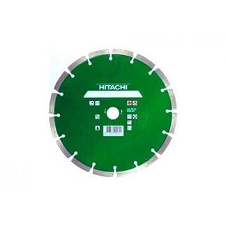 Hitachi tools – Disco diamante segmentado 125×22,2x7mm material variador