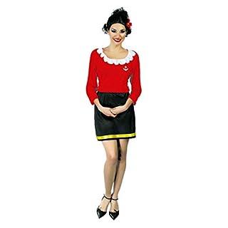 Horror-Shop Seefahrer Frau Kostüm Olivia L