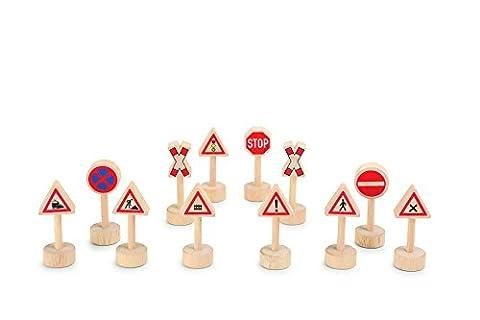 Signalisation Enfants - Small Foot - 10331 - Panneaux de