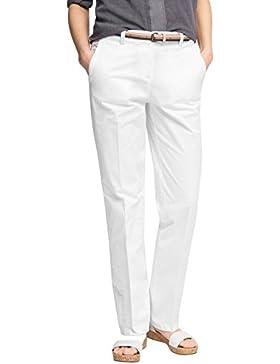 Esprit mit Gürtel - Pantalones para Mujer