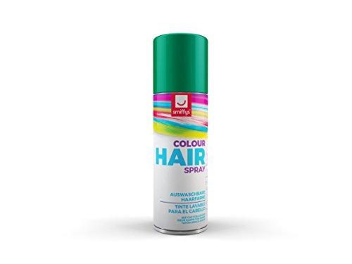 Smiffy's 052GN - Haarfarbe Spray, 125 ml