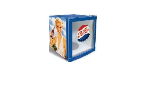Mini Kühlschrank Pepsi : Husky cool cube mini kühlschrank pepsi retro design