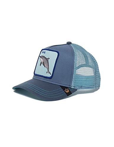 bc729715850bd Goorin Bros. Animal Farm 'Save Us' Dolphin Snapback Trucker Hat Navy ...