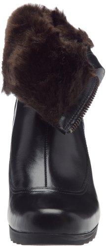 femme Kelby Noir Boots Concert Black Clarks Leather wtqFPdt