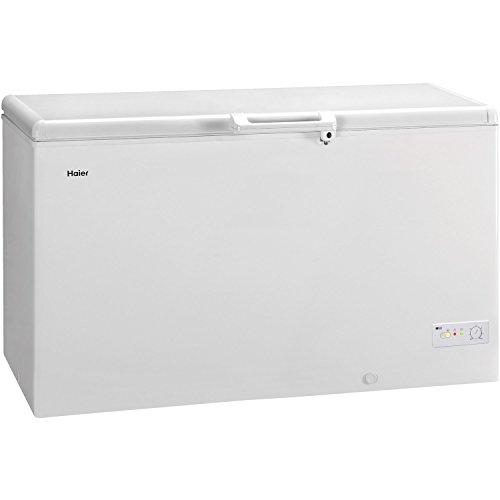 Haier BD-519RAA Wide Chest Freezer, 519 Litre, 165 cm , White