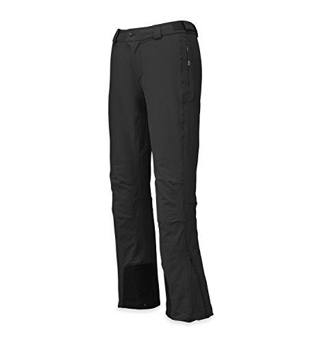 Outdoor Research Pantalon softshell Femme Cirque Pants, Black, Small