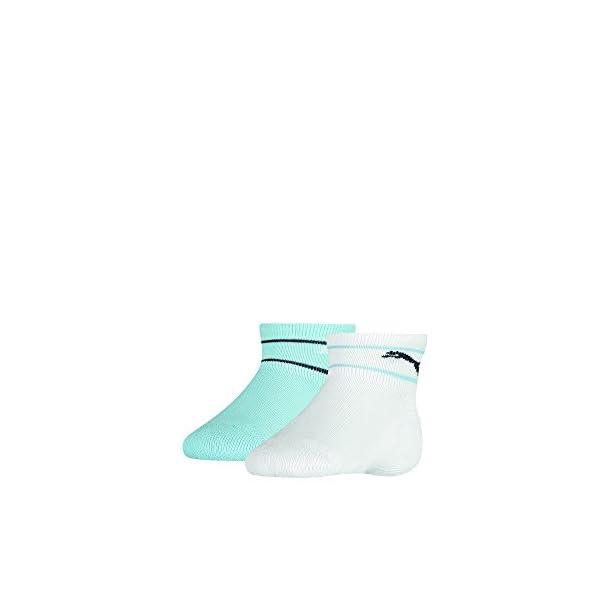 4pares de calcetines Puma bebés/niños. Sport Life Style 2colores para Niñas y Niños