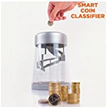 Hucha Digital Clasificadora de Monedas Smart Coin Classifier