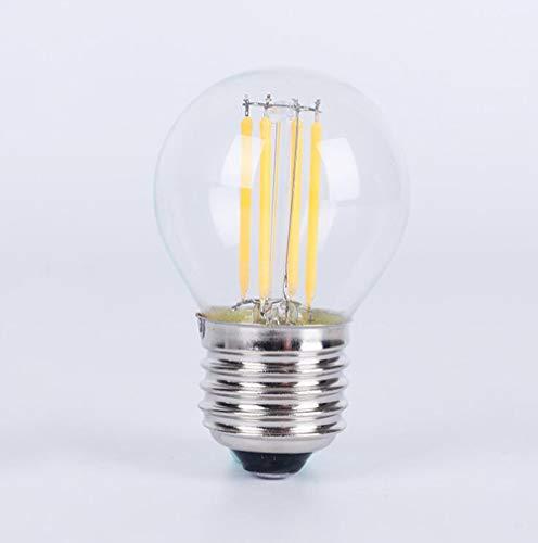 Kommerzielle Wire (LED-Lampe, High-Power-Glas Energiesparlampe, wasserdicht und staubdicht Lichtquelle, LED-Beleuchtung, inländische kommerzielle dekorative Lampe, 4-Draht, 2700K (warm))
