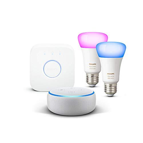 All-new Echo Dot (3rd Gen) - Smart Speaker With Alexa - Sandstone Fabric