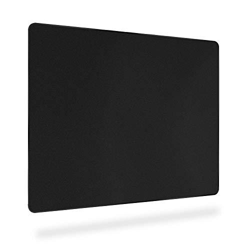 Fnatic Gear Focus Pro Gaming-Mauspad (Größe XXL, schwarz, Stoff) - 487 x 372 x 3mm - Wellen Flachen Rand