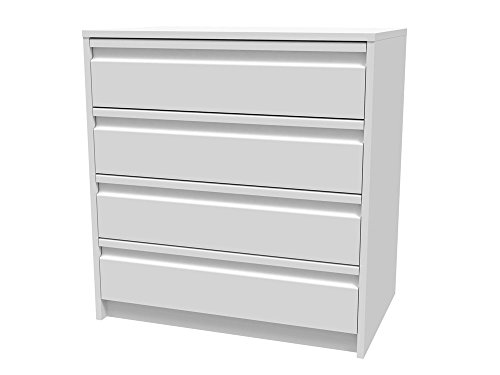 meka-block-k-7403b-4-drawers-chest-70-cm-wide-colour-white