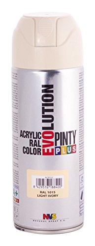 novasol-spray-c115ba5-pinty-plus-evolution-lot-de-6-aerosols-peinture-acrylique-brillant-ivoire-clai