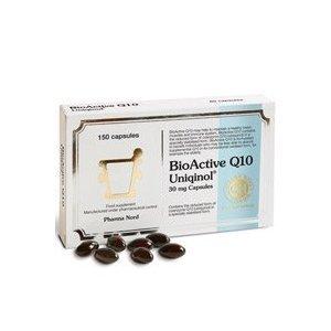 Pharma Nord Bio-Active Q10 Ubiquinol (Active QH) 30mg 60 Capsules by Pharma Nord