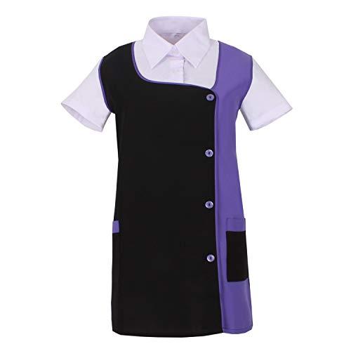 MISEMIYA Apron Shirt 630 Camisa de Trabajo