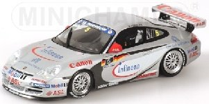 PORSCHE 911 GT3 CUP GAGNANT INFINEON W. Henzler PORSCHE SUPERCUP 2004