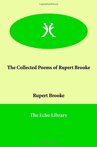 The Collected Poems of Rupert Brooke Cover Image