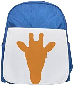 Fotomax Giraffe Printed Kid's Blue Backpack, Cute Backpacks, Cute Small Backpacks, Cute Black Backpack, Cool Black Backpack, Fashion Backpacks, Large Fashion Backpacks, Black Fashion Backpack | Shop
