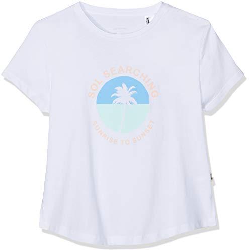 Sol Graphic T-Shirt, Weiß (Super White), 176 ()