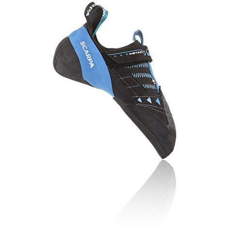 Scarpa Instinct VSR Kletterschuhe Black/Azure