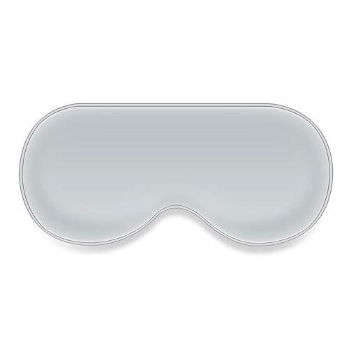 GANZHAO Schattierung Augenschutz Volltonfarbe Nylon Augenmaske, Mittagspause Sleep Shift Reise Arbeit Schlaf Brille, Männer und Frauen Persönlichkeit Business Schlaf Augenmaske, um Ermüdung der Augen