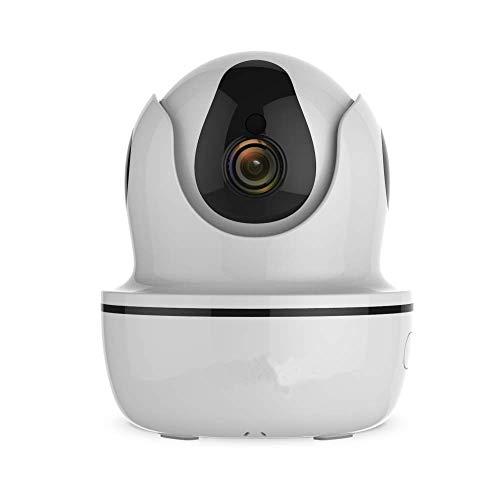 Tian 1080p hd wireless indoor home security telecamera di sorveglianza con pan/tilt, audio a due vie, motion detection, visione notturna,