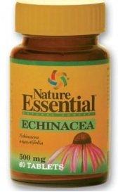 Echinacea 350 Mg. 60 Tabletten - natürliches Antibiotikum - Desinfektionsmittel und Antispasmodique - -