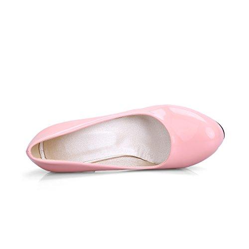 Balamasa - Sandales Compensées Pour Femme Lightpink