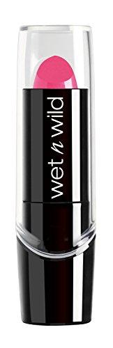 WET N WILD Silk Finish Lipstick - 15 Minutes Aflame