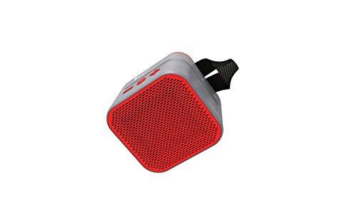 Lnyy Tragbare draußen Reiten wasserdicht staubdicht stoßfest Mini kleines Quadrat Stereo Drahtlose Bluetooth Lautsprecher FM