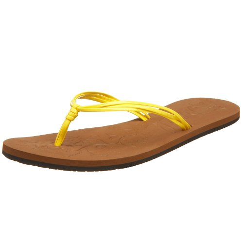 Reef, Sandali donna Giallo (giallo)