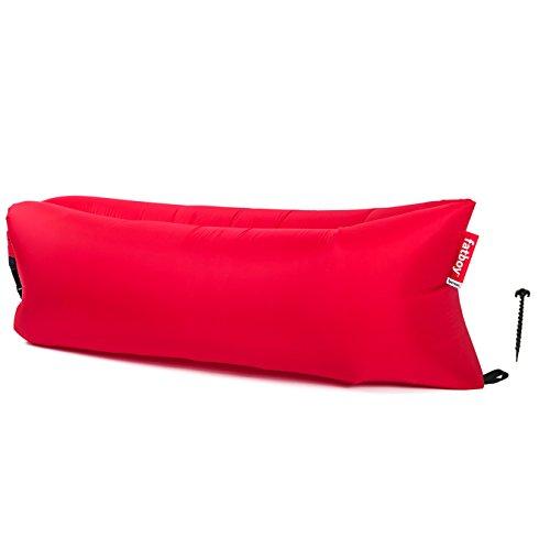 Fatboy USA Lamzac Aufblasbare Liege, LAM2-RED, rot