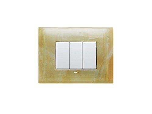 switch-light-plate-invetro-compatible-bticino-living-light-models-vaniglia-q-204-3-modules