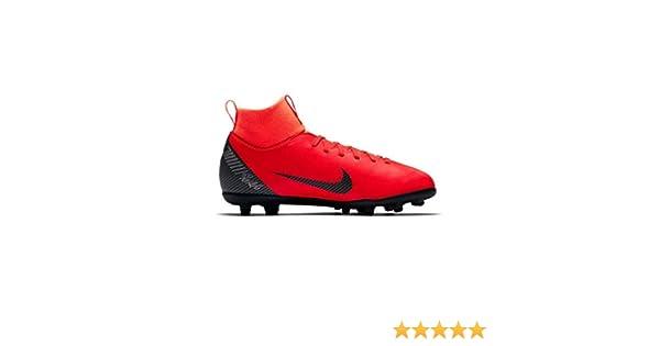 info for 721dc e6a80 NIKE JR Superfly 6 Club CR7 FG MG Scarpa Calcio Junior Mod. AJ3115   Amazon.co.uk  Shoes   Bags