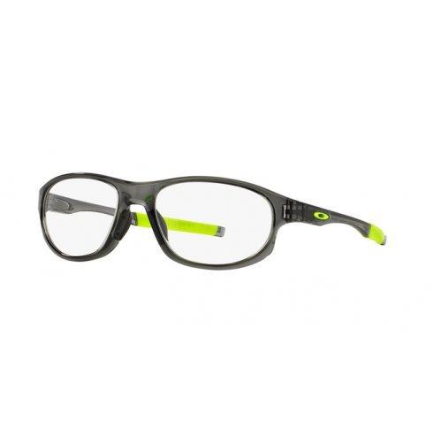 Oakley Rx Eyewear Für Mann Ox8048 Crosslink Grey Smoke Kunststoffgestell Brillen, 54mm
