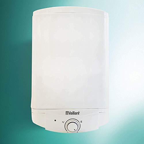 Vaillant 0010011539 Elektro-Warmwasserspeicher VEN/H 15/2 Leistungsaufnahme 2 kW Gesamtinhalt 15 L weiß