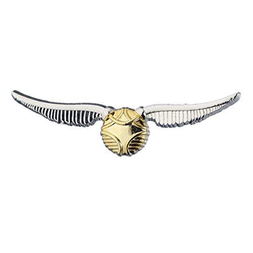 Harry Potter Pin Der goldene Schnatz 3,5x0,8cm Schmuck