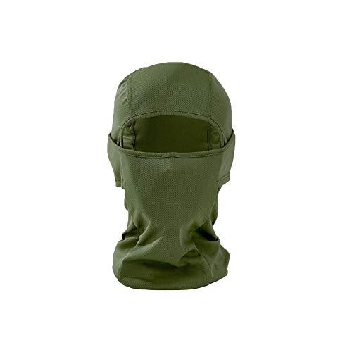 A Prueba Viento Capilla pasamontañas máscara Casco