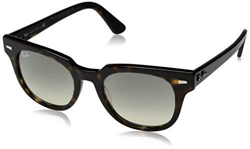 Ray-Ban Unisex-Erwachsene 0RB2168 Sonnenbrille, Braun (Havana), 49