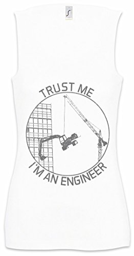 Trust Me, I'm an Engineer Women Tank Top Sizes S - XL