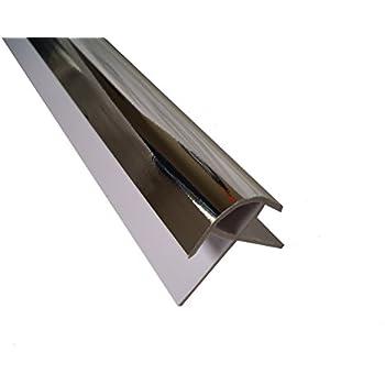 Gloss White Bathroom Panels Wall /& Ceiling Cladding Kitchen Shower Claddtech PVC