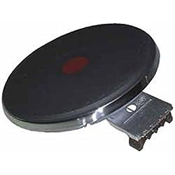 Plaque chauffante Diamètre 145mm , puissance 1500W. Branchement type bornier. adaptable sur une large gamme d'appareils et de kitchenettes.